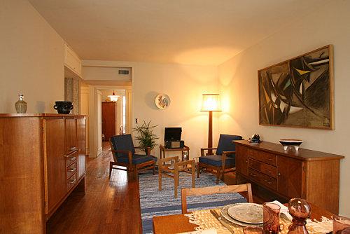 immeuble perret le havre appartement t moin salon le. Black Bedroom Furniture Sets. Home Design Ideas