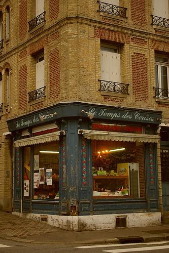Ancienne boutique le havre le temps des cerises le for Boutique hotel le havre