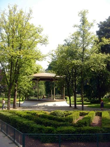 Parcs urbains zones de conservation naturelle et for Jardin japonais le havre