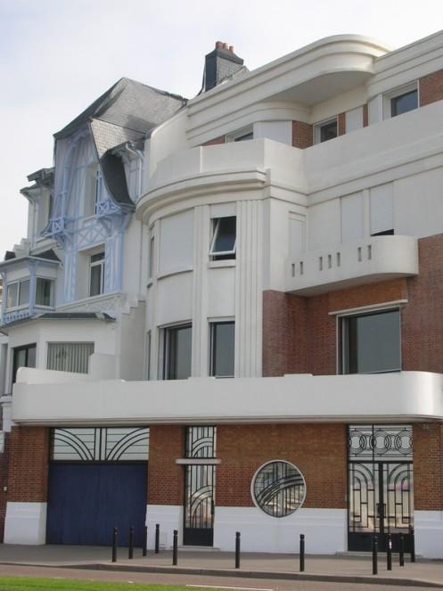 Maison des ann es 30 boulevard albert ier le havre patrimonial - Maison des annees 30 ...