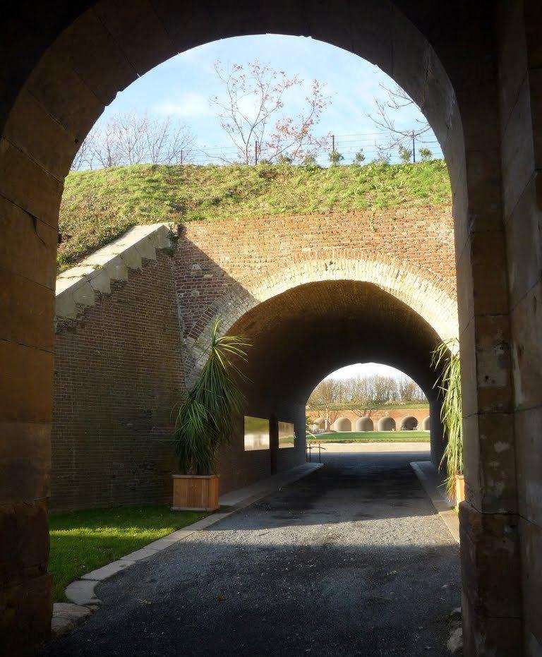 Jardins suspendus du havre fort de sainte adresse passage le havre patrimonial - Les jardins suspendus le havre ...