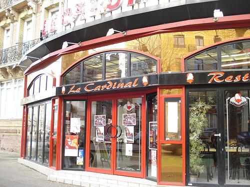 Brasserie Le Havre Hotel De Ville