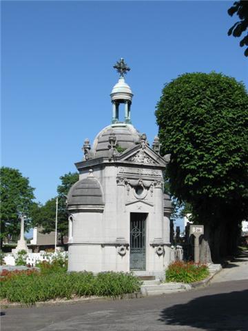 chapelle cimetière ste marie