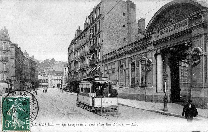 Banque de France Le Havre