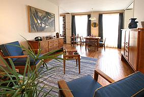 immeuble perret appartement t moin de l poque de la. Black Bedroom Furniture Sets. Home Design Ideas