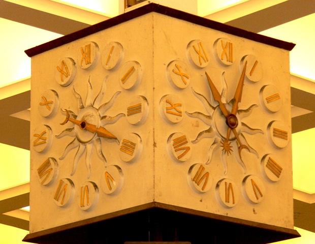 Horloge gare maritime le havre