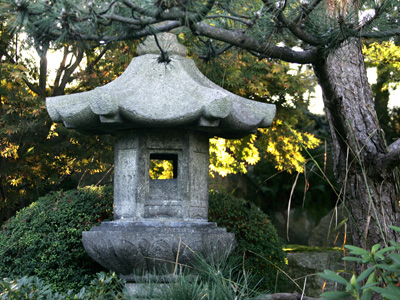 Jardin japonais du havre plan rapproch du tsukubai le for Jardin japonais le havre